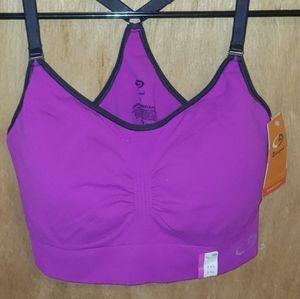 NWT Womens C9 Sports Bra Size: XXL Medium Support